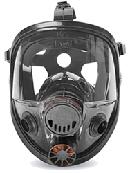 North Full Face Respirator, 7600 Series, Size M/L, 760008A
