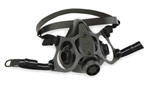 North Half Mask Respirator, 7700 Series Medium