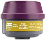 North Respirator Cartridge, Multi-Contaminant/P100 Combo 75SCP100