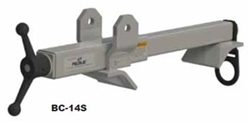 Pelsue Fall Arrest Tower Anchor Clamp, BC-14S