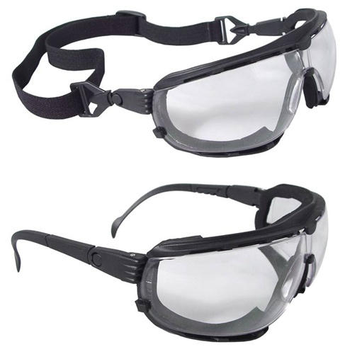radians dagger safety goggles for eye protection dg1 11