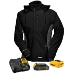 Radians DeWalt Women's Heated Jacket with Removable Hood DCHJ066