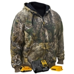 Radians DeWalt RealTree Xtra Camouflage Heated Jacket DCHJ074