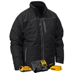 Radians DeWalt Quilted Heated Work Jacket DCHJ075