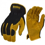 Radians DeWalt Leather Performance Hybrid Glove, DPG216