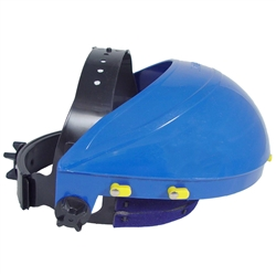 Radians Face Shield Headgear with Ratchet Suspension, HG-400