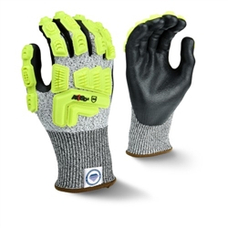 Radians Cut Level A4 Protection Glove, Axis D2 RWGD110
