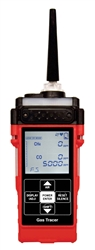 RKI Portable Gas Monitor, Gas Tracer/Custom Build Gx-2012