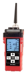 RKI Portable Gas Detector, Custom Build GX-2012