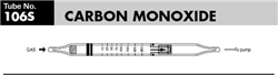 Sensidyne Carbon Monoxide Gas Tube, 10-250 ppm 106S