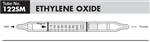 Sensidyne Ethylene Oxide Detection Tubes, 5-100 ppm