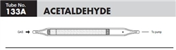 Sensidyne Acetaldehyde Gas Detection Tubes, 0.004 - 1.0%, 133A