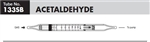 Sensidyne Acetaldehyde Gas Detection Tubes, 5-140 PPM, 133SB
