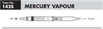 Sensidyne Mercury Vapor Gas Tube 0.1 - 10 mg/m3, 142S
