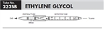 Sensidyne Ethylene Glycol Detection Tubes, 3-40 mg/m3