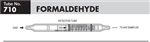 Sensidyne Formaldehyde Gas Detection Tubes, 0.04 - 0.48 PPM