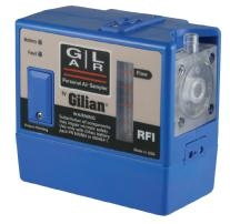 Gilian GilAir-3 Programmable Personal Air Sampling Pump Starter Kit, 8005101711201