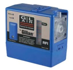 Gilian GilAir-3 Programmable Personal Air Sampling Pump 5-Pack Kit