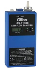Gilian LFS-113 DC Clock Air Sampling Pump Starter Kit 910-030301