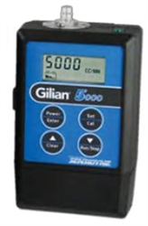 Gilian 5000 Personal Air Sampling Pump 5 Pack Kit