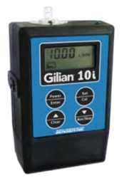 Gilian 10i High Flow Personal Air Sampling Pump (No Charger)