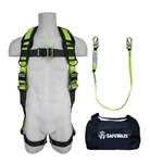 SafeWaze Fall Protection Kit, PRO FS126