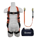 SafeWaze Fall Protection Kit, V-Line FS126-E