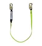 SafeWaze Tie-Back Energy Absorbing Lanyard FS450