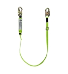 SafeWaze Adjustable Energy Absorbing Lanyard