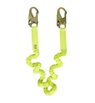 SafeWaze 6 Ft Low Profile Energy Absorbing Lanyard FS590