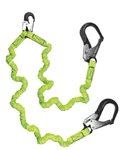 SafeWaze 6' Dual Leg Stretch SAL with Aluminum Rebar Hooks