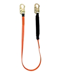 SafeWaze 6 Ft Shock Absorbing Lanyard FS88560-E