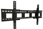 Samsung UN75NU7100FXZA NU7100 Series 75in TV fixed position wall mounting bracket fits studs 16 24 and 32 inch centers capacity 250 lbs, VESA ready, Same day shipping