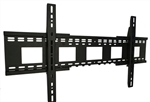 Sharp LC-80C6500U flat wall mount