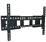 Tilting TV wall mount heavy duty design fits 65in to 90 inch displays with adjustable tilt VESA compatible expandable wall plate allows dual and triple stud mounting
