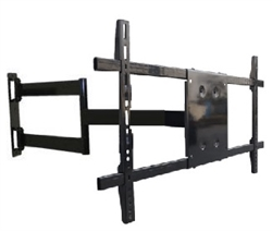 Vizio E55u-D0 Articulating Wall Mount 31.5 inch extension