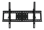 Samsung UN65TU8000FXZA TU8000 Series 65 inch TV wall mount with adjustable tilt has 2.50 inch depth from wall allows lateral shift for centering
