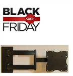 Black Friday Sale!  ASM-501S Full Motion wall Mount