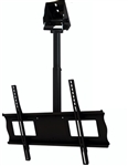 "Cathedral Ceiling Tilting Mount for 37"" - 65"" TVs"