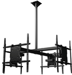 Quad Ceiling Mount for Sony KDL-65W850C Crimson CQUAD65