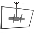Samsung UN88JS9500FXZA X-Large Single Pole Flat Panel Ceiling Mounts