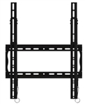 Low profile portrait position TV wall mount