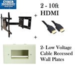Black Friday Sale TV wall mount 26in extension