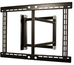 Double Arm Swivel TV Bracket for Samsung UN50HU8550 - DA