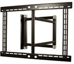 Custom made 54 inch extension flat screen monitor bracket
