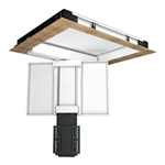 Motorized Hinged Ceiling Bracket
