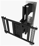 LG 98UB9810 TV motorized 45 Degree swivel wall mount smooth quiet mechanism | RS232 / Contact Closure / IR (RF Available)