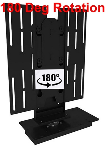 Wall Mount World Automated Motorized 180deg Rotation Tv
