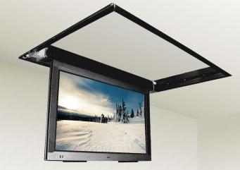 ... Low Profile Motorized TV Wall Mount ...
