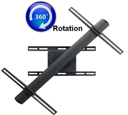 Portrait Landscape Rotation TV Wall Mount
